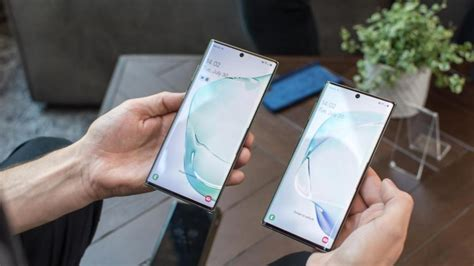 samsung galaxy note 10 note 10 plus which flagship phablet should you buy expert reviews
