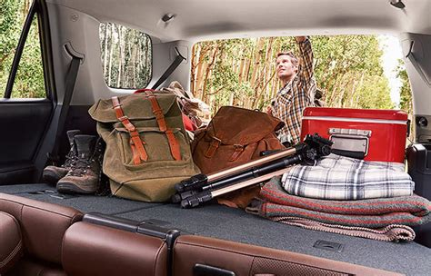 4runner Sliding Rear Cargo Deck by How Much Can The 2016 Toyota 4runner Trd Pro Tow