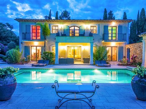5 Star Villa In Mougins Perfect For Family Holidays