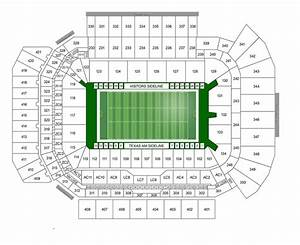 kyle field seating chart 2014 texas a m aggies tickets september 05 2014 at 5 00 pm