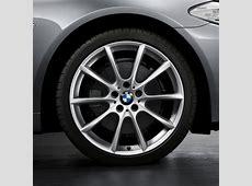 ShopBMWUSAcom BMW V SPOKE 281 18 INCH INDIVIDUAL RIMS