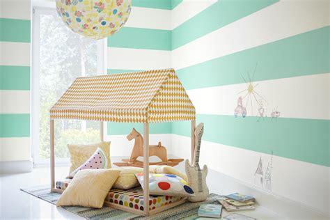 Farbe Fürs Kinderzimmer by Wandgestaltung In Babyzimmer Und Kinderzimmer