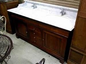 meuble salle de bain occasion belgique With meuble salle de bain ancien occasion