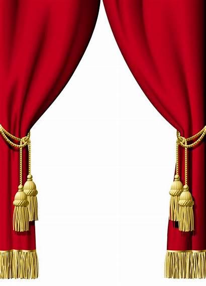 Curtains Curtain Clipart Decoration Transparent Elements Decorative