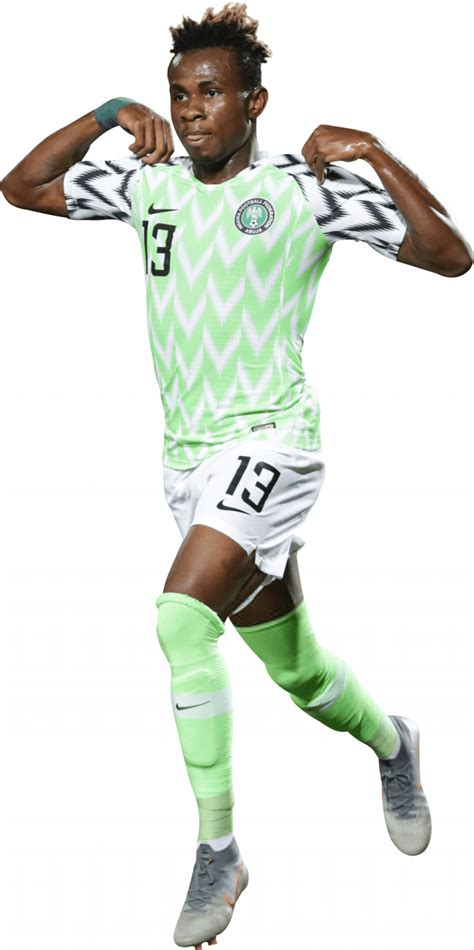 Samuel chukwueze full of pace, skill and possessing a majestic left foot, villarreal winger samuel chukwueze is the latest african talent to catch the eye in europe. Samuel Chukwueze football render - 55732 - FootyRenders