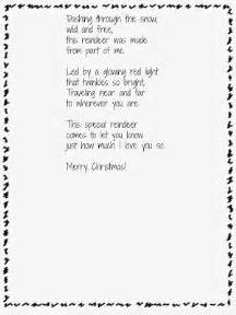 handprint reindeer ornaments and poem free printable