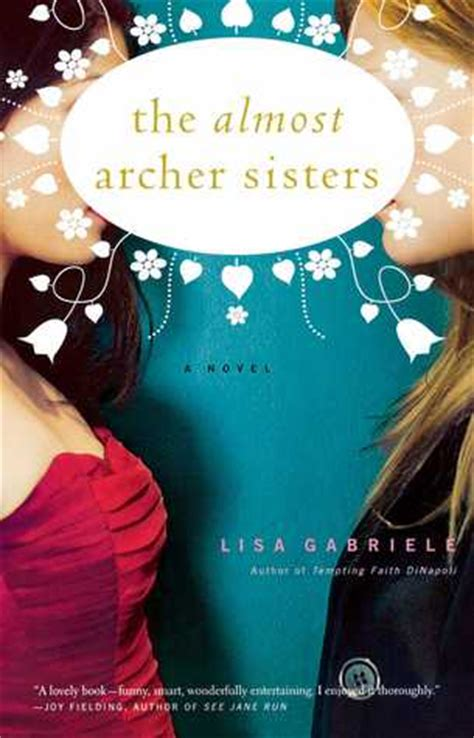 archer sisters  lisa gabriele reviews discussion bookclubs lists