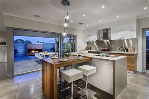 kitchen design with breakfast counter breakfast bar ideas for kitchen home design 7990