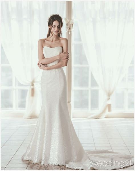 bridal hair style picture 순결한 미소 속 특별한 유혹의 웨딩드레스 컬렉션 보네르스포사 1 웨딩드레스 weddingdress 8418