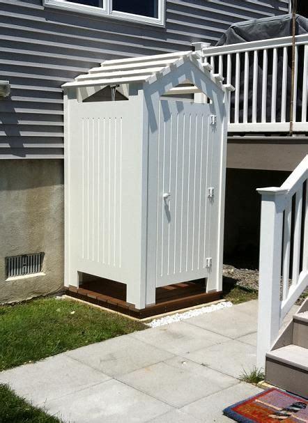 Outdoor Shower  Changing Room Wwwshoweroutdoorcom