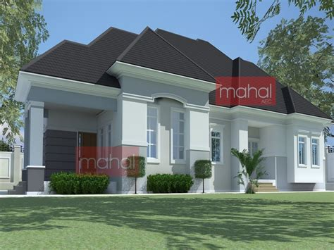 Modern Bungalow Design In Nigeria