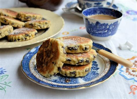 welsh cakes great british chefs