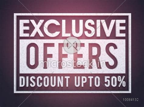 Exclusive Offers Sale with Discount upto 50%, Creative ...