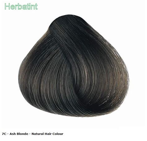 herbatint ash blonde  hair color natures country store