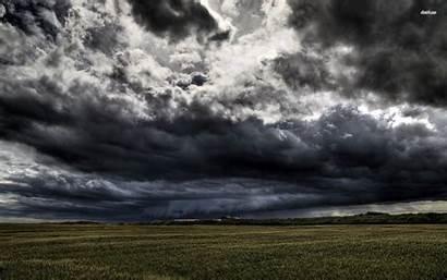 Storm Sky Stormy Cloud Desktop Dark Wallpapers