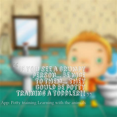 Quotes About Potty Training