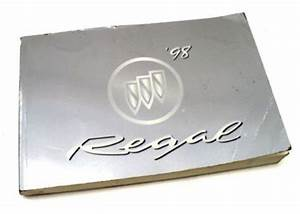 1990 U0026 39 S Buick Regal Owners Manuals