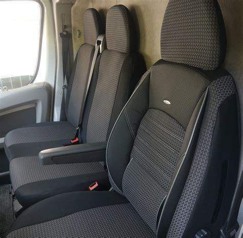 siege conducteur housses de siège auto ford transit custom siège conducteur