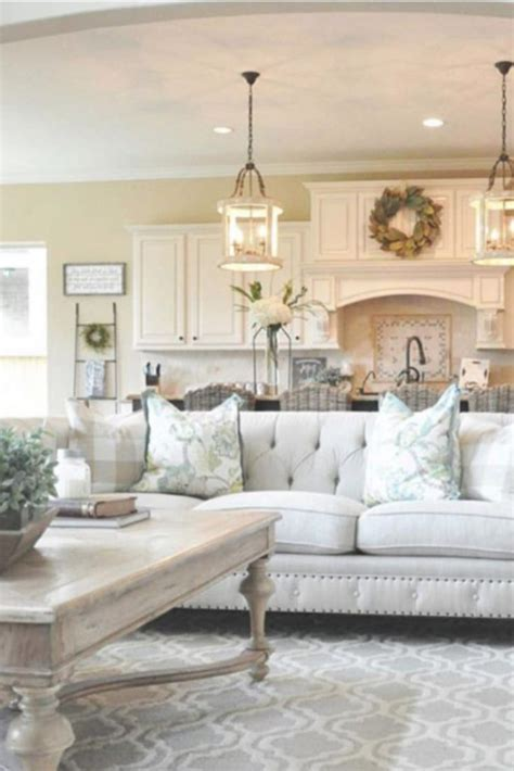 {farmhouse Living Rooms} • Modern Farmhouse Living Room