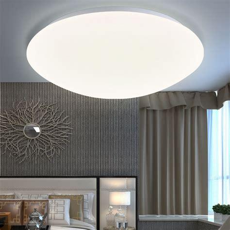 led leuchte rund led 16 watt decken leuchte rund beleuchtung metall wei 223 opal le globo 4141873 kaufen bei