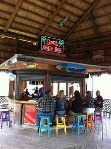 quaint little bar - Picture of Sam's Beach Bar, Hudson ...