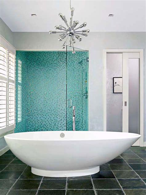 Moderne Badezimmer Blau by 105 Wohnideen F 252 R Badezimmer Einrichtung Stile Farben