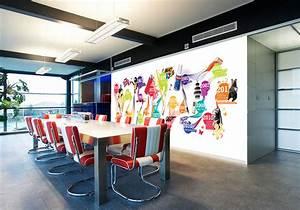 Contemporary Mural Design • London Design Agency • SO