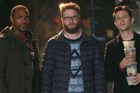 Review 'the Night Before' Lacks Laughs Philly