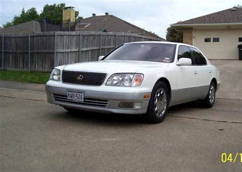 Ls430 Wheels On A 1998 Ls400 (pics)
