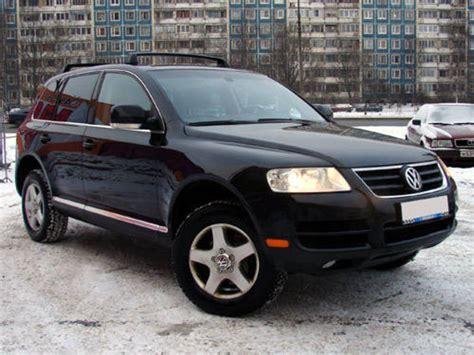 Volkswagen Touareg 2003 by 2003 Volkswagen Touareg Pictures