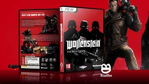 Wolfenstein: The New Order PC Box Art Cover by Rudi BlackDon