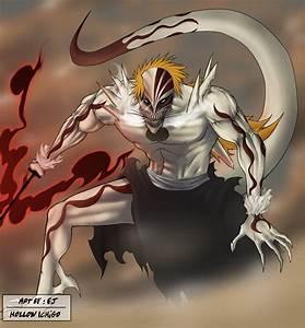 Bleach : Kurosaki Ichigo Hollow Form Wallpaper - All About ...