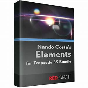 Red Giant Elements for Trapcode 3S Bundle PRESETS-NANDO3S ...