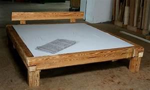 Massiv Blox Holzbalken : balkenbett selber bauen bett selber bauen f r ein individuelles schlafzimmer balkenbett selber ~ Eleganceandgraceweddings.com Haus und Dekorationen