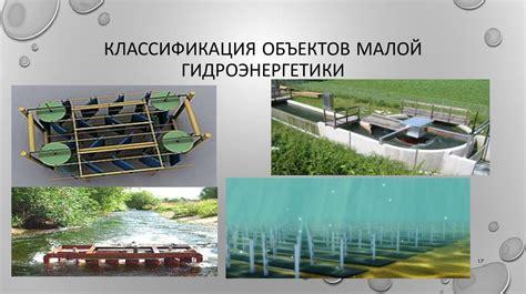 Состояние и проблемы малой гидроэнергетики россии