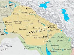 Assyria – Territory and economy | Short history website