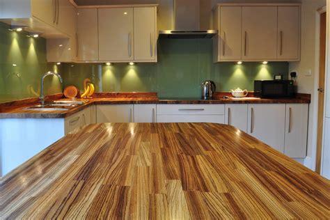kitchen island worktops uk zebrano worktop gallery 5240