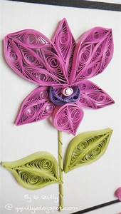 Pinterest Mother's Day Craft Ideas | 30 Quilled Mother's ...
