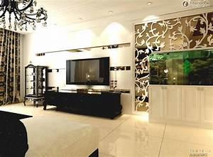 interior tips aquascape and living room partition wall With interior design for living room partition