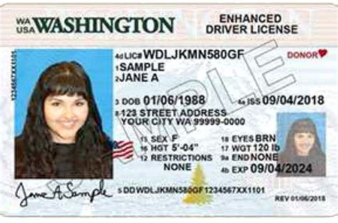 Washington Driver's Licenses, Id Cards To Change On July 1