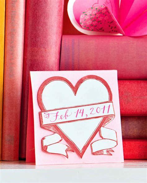 valentines day card clip art  templates martha stewart