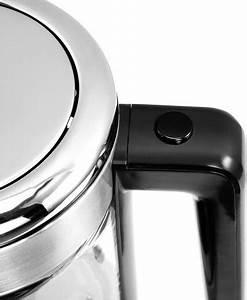 Wasserkocher Glas Wmf : wasserkocher schnurlos wmf k chenminis glas wasserkocher vario 1 0 l edelstahl glas ~ Frokenaadalensverden.com Haus und Dekorationen