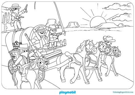 playmobil coloring pages  print  printable