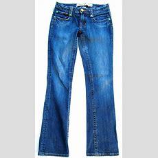 Seven 7 Premium Blue Denim Jeans Size 27 Ebay