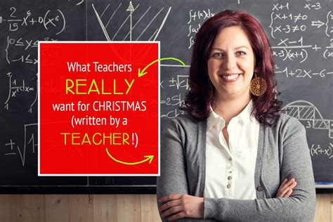 Top Ten Teacher Christmas Gift Ideas (written By A Teacher