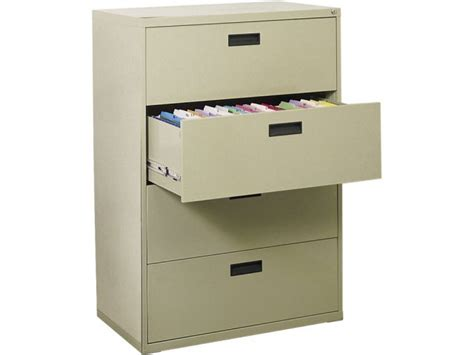 metal lateral file cabinets 4 drawer 4 drawer lateral file cabinet sfl 304 metal file cabinets