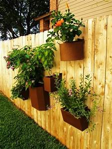 15, Super, Unique, Fence, Planters, That, U2019ll, Have, You, Loving, Your, Privacy, Fence, Again