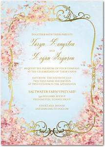 turquoise sky rose color flowers rose gold foil also With rose gold themed wedding invitations