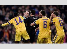 Real in semifinale Juve furibonda con l'arbitro