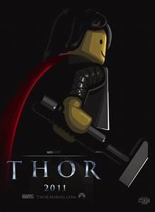 Les LEGO envahissent les affiches de films